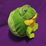 Лягушка.жаба.лягушонок.жабка.мягкая игрушка.мягка іграшка.мягкие игрушки.