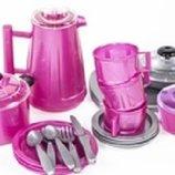 Набор посуды Iriska, 22 предмета