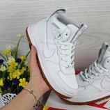 Кроссовки Nike Lunar Force 1 white, Топ качество 36-41р