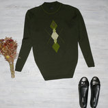 Джемпер Sixth Sense, р. XXL, меринос, свитер, кофта