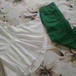 Блуза с баской и брюки Нм