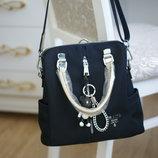 Очень красивенная женская сумка- рюкзак Prada новая с бирками в наличии