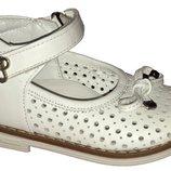 Ортопедические туфли для девочки фирмы Перлина.
