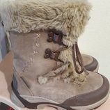 Зимние ботинки hi-tec