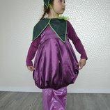 баклажан детские карнавальные костюмы прокат пошив