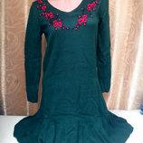 Платье,красивое вязаное платье