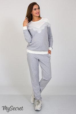Нарядный костюм для беременных и кормящих 5ba362c64c1c7