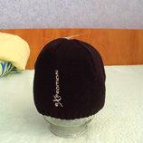 Зимняя новая шапка 6-10 лет двойная, внутри флис