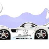 Кровать-Машинка Mercedes-AMG , серия Драйв