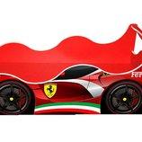 Кровать-Машинка Ferrari , серия Драйв