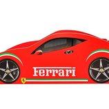 Кровать-Машинка Ferrari , серия Форсаж