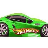 Кровать-Машинка Hot Wheels , серия Бренд
