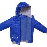 Курточка демисезонная для мальчика.