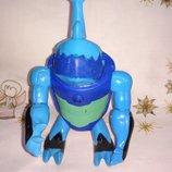 коллекционная игрушка шарнирная робот фигурка