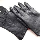 Перчатки женские натуральная кожа и мех