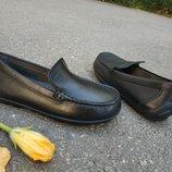 Новые кожаные туфли лоферы Geox new Fast. разм. 29. Оригинал