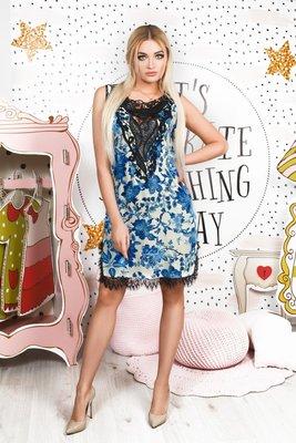 Шикарное и необычное летнее платье от Medini размер М