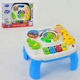Игровой центр, столик,игровой столик,развивающие музыкальные игрушки