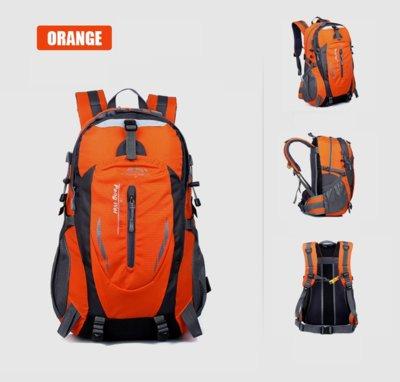Рюкзак спортивный Mountain orange