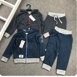 Спортивный костюм ZY kids для мальчиков, размеры от 2 до 12 лет