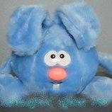 Мягкая игрушка Смешарик кролик Крош 20 см