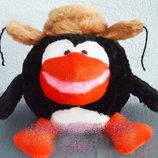 Мягкая игрушка Смешарик пингвин Пин 20 см