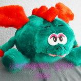 Мягкая игрушка Смешарик дракон Хрум 22 см