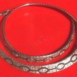 Ожерелье Серебро 925 Проба 27,12 Грамм Длина 46 См