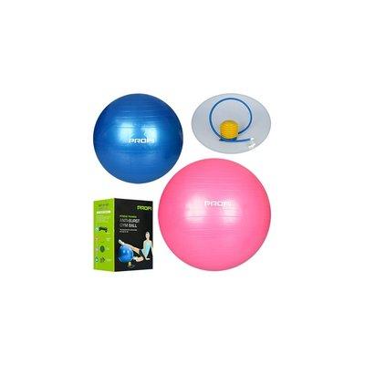 Мяч для фитнеса 55 см MS 1539