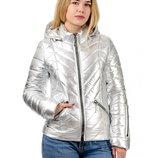 Модная демисезонная женская куртка Размеры 42-50