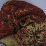 Двухсторонний шарф палантин pashmina палантин из кашемира и шелка