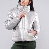 Куртка демисезонная эко-кожа Юля Размеры 42- 48 размеры Новинка