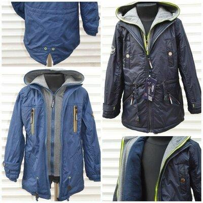 Распродажа Куртки парки демисезонные.Р-р 128-158Фирма GRASE. Венгрия.