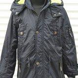 Куртки-Парки демисезонные.Р-р 134-164.Фирма GRASE. Венгрия.