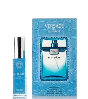 Мини парфюм Versace Man Eau Fraiche 40 мл в подарочной упаковке для мужчин