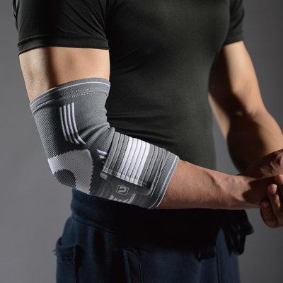 Защита фиксатор поддержка бандаж для локтя LiveUp Elbow Support S/M