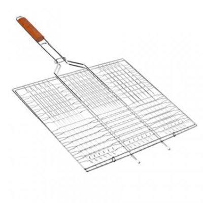 Решетка-Гриль плоская большая MH-0164 Stenson, 66 45 26 см