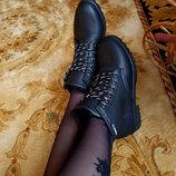 Распродажа Женские ботинки сапоги сапожки демисезонные евро зима под Timberland