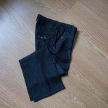 Классические брюки штаны темно серые