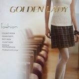 Распродажа Итальянские плотные фиолетовые колготы Golden Lady Rio - 80den оригинал
