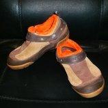 Кеды слипоны утепленные демисезонные Crocs Крокс С 12 оригинал