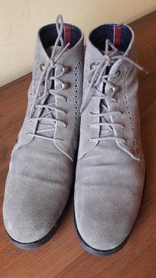 Мужские замшевые ботинки Tommy Hilfiger