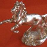 Конь Серебро 925 Проба Без Пробы Украина Состояние