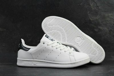 Белые мужские кроссовки Adidas Stan Smith ae7ebd8b14b