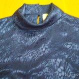 Шелковая блуза с воротничком