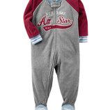 Слипы Carters 4-12 лет пижама человечек боди комбинезон