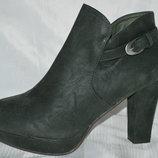 Ботильони ботинки Еven&odd размер 42 41
