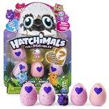 Hatchimals S2 Набор 4 коллекционные фигурки в яйцах бонусная и фигурка CollEGGtibles 4-Pack Bonus