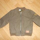 Куртка-Ветровка на мальчика 12 мес