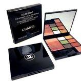 Набор для макияжа Chanel Color Spirit 3 в 1-тени пудра румяна 3 варианта расцветок